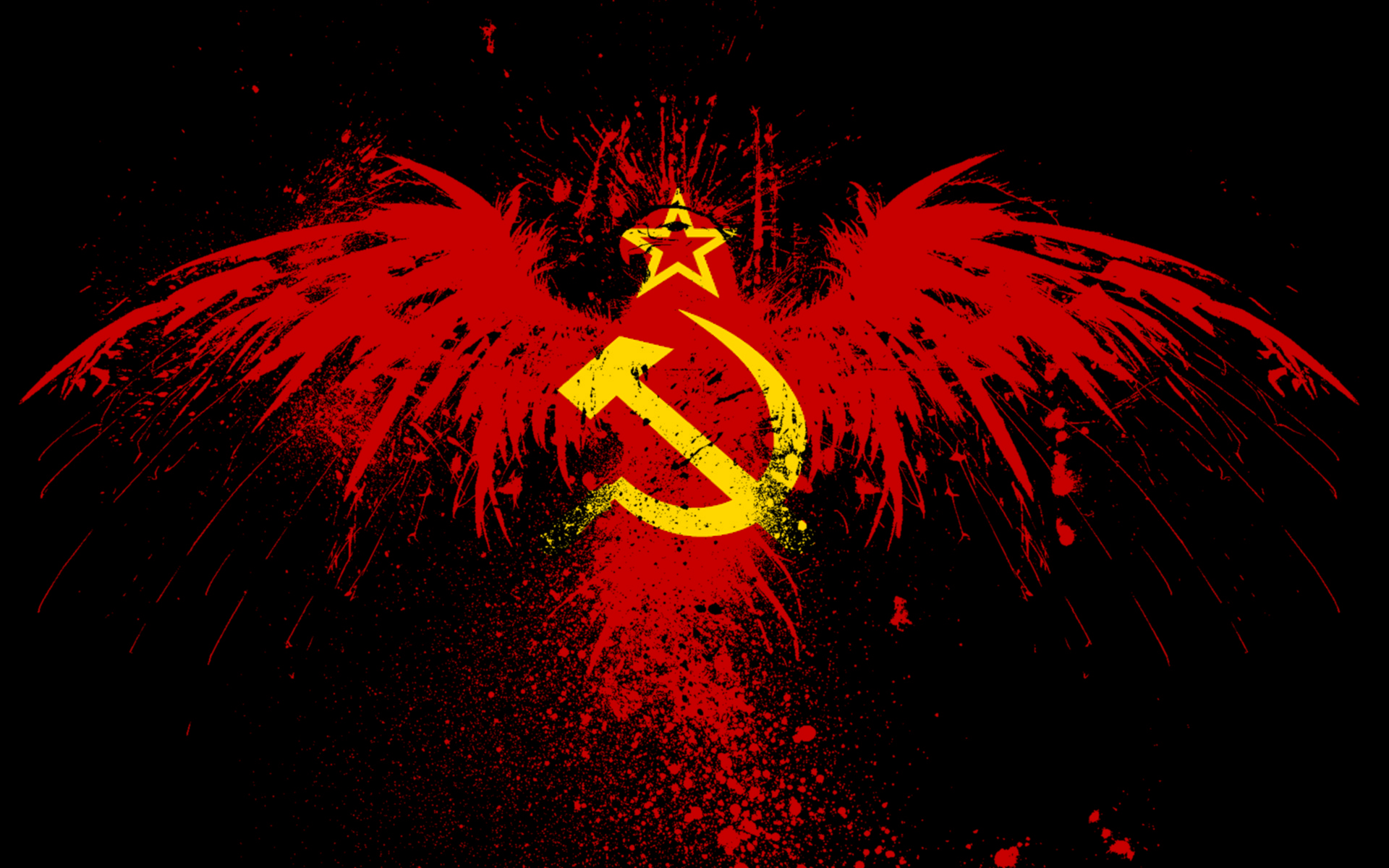 Communism HD Wallpaper | Background Image | 1920x1200 | ID ...
