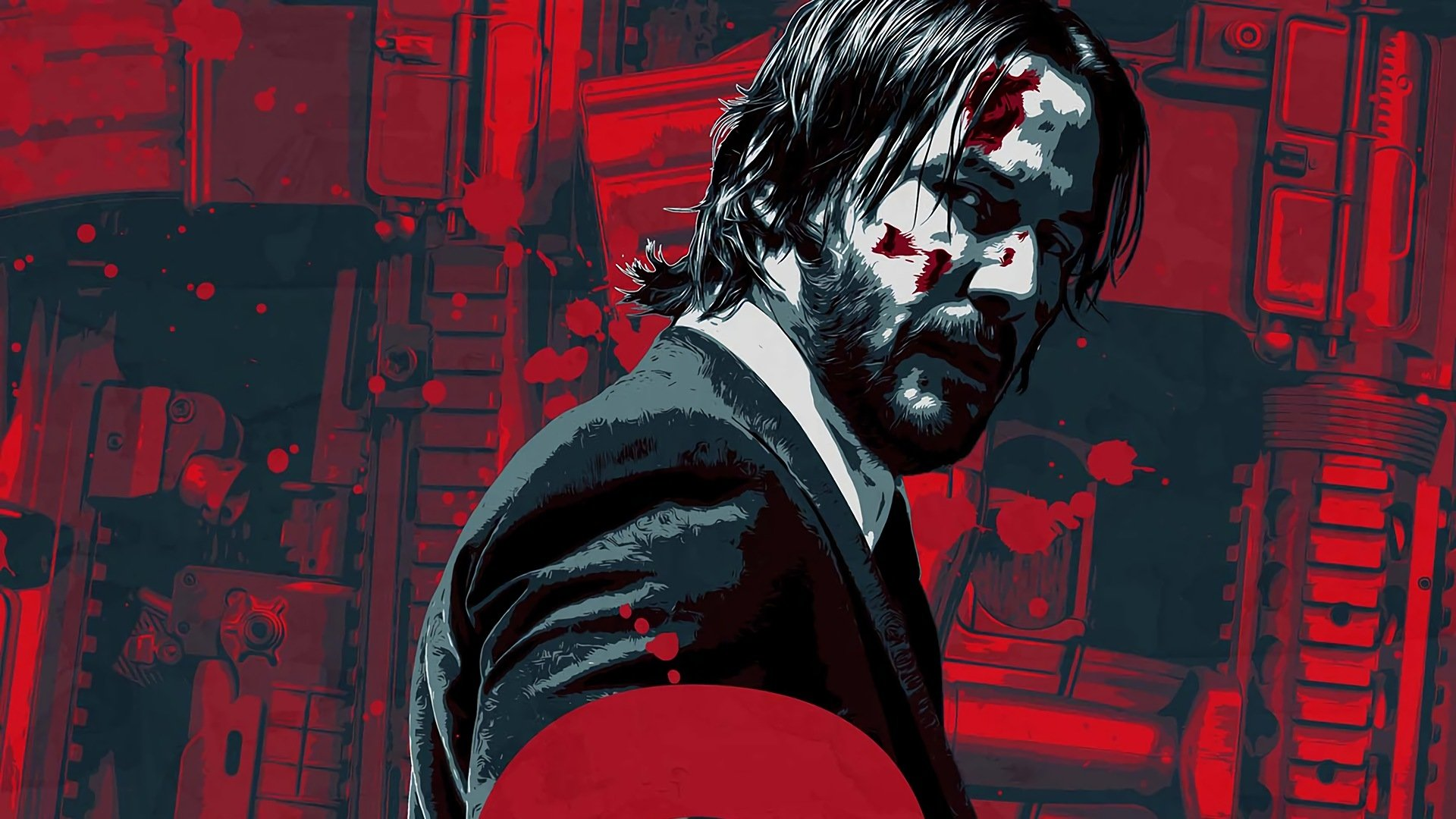 John Wick Chapter 2 Full Hd Wallpaper And Background