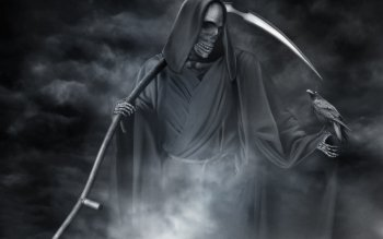 Donker - Grim Reaper Wallpapers and Backgrounds ID : 80109