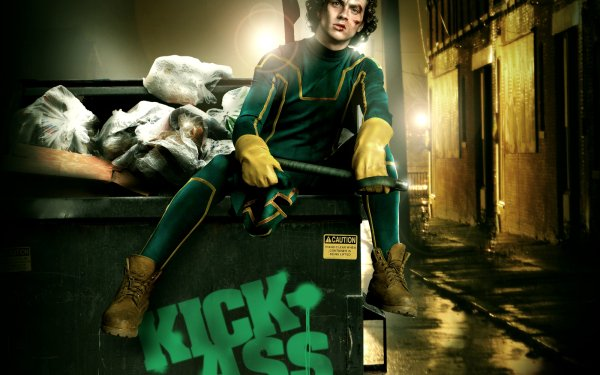 Movie - kick-ass Wallpapers and Backgrounds