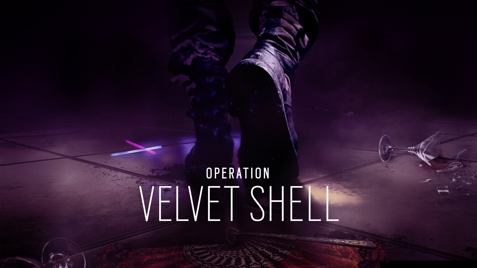 Operation Velvet Shell Fondo De Pantalla Hd Fondo De