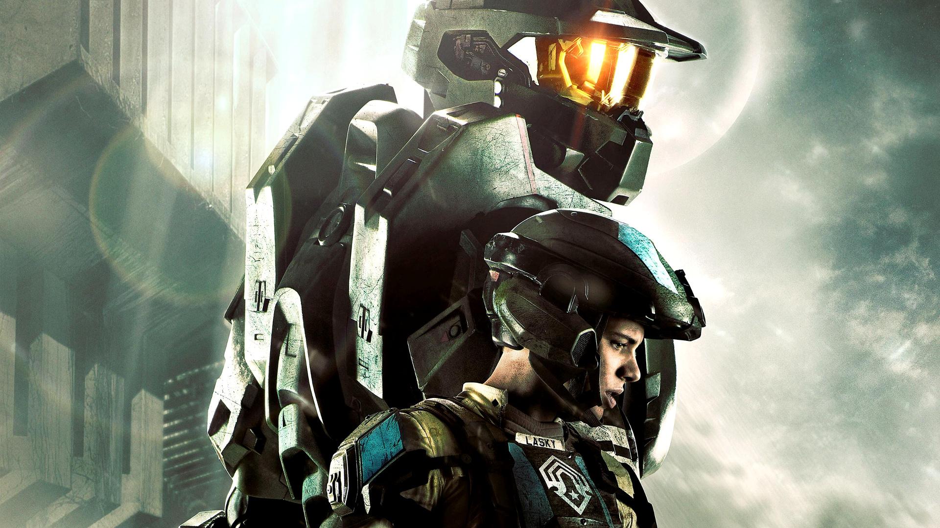 Halo 4 Forward Unto Dawn Hd Wallpaper Background Image