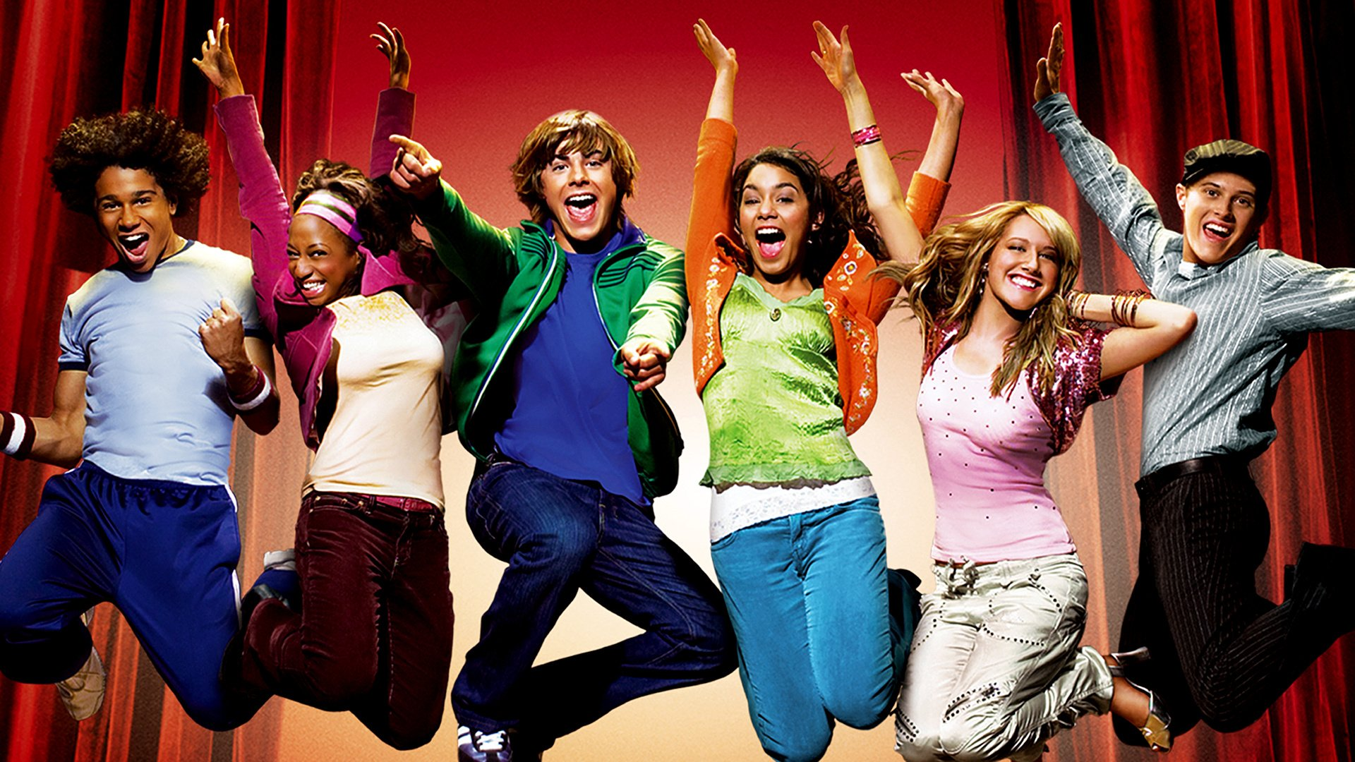 high school musical hd wallpaper | background image | 1920x1080 | id