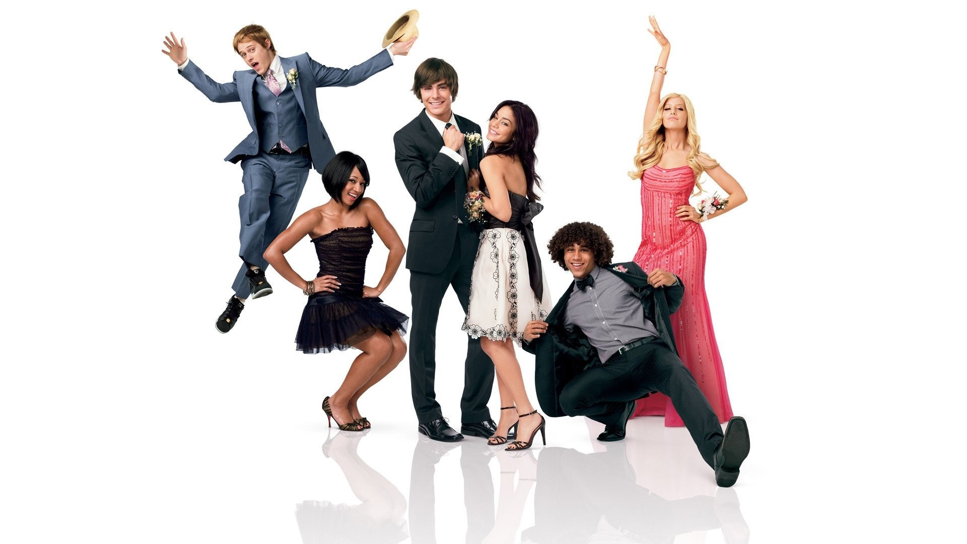 high school musical 3: senior year hd wallpaper | background image