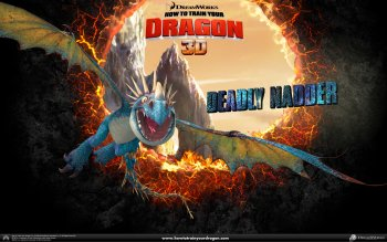 Films - How To Train Your Dragon Wallpapers and Backgrounds ID : 80367