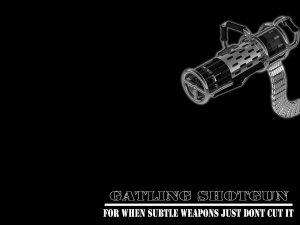 Preview Weapons - Machine Gun Art
