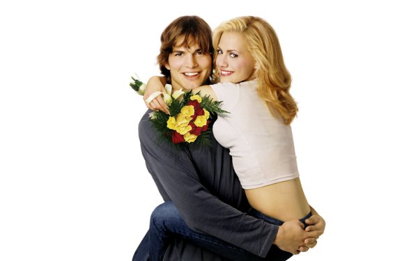 Movie Just Married Ashton Kutcher Brittany Murphy HD Wallpaper   Background Image