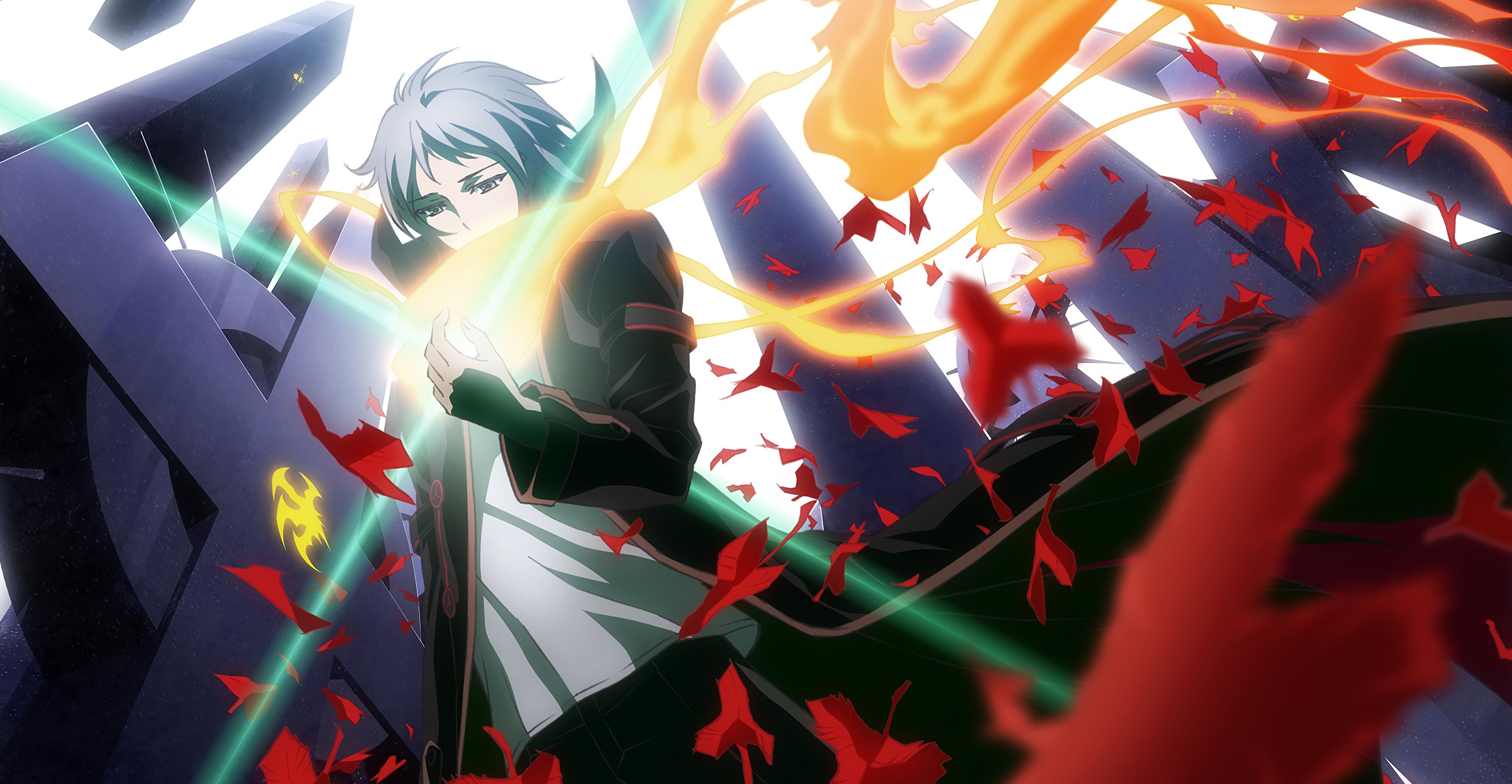 LIGHT DOWNLOADS: Gin no Guardian (Anime)
