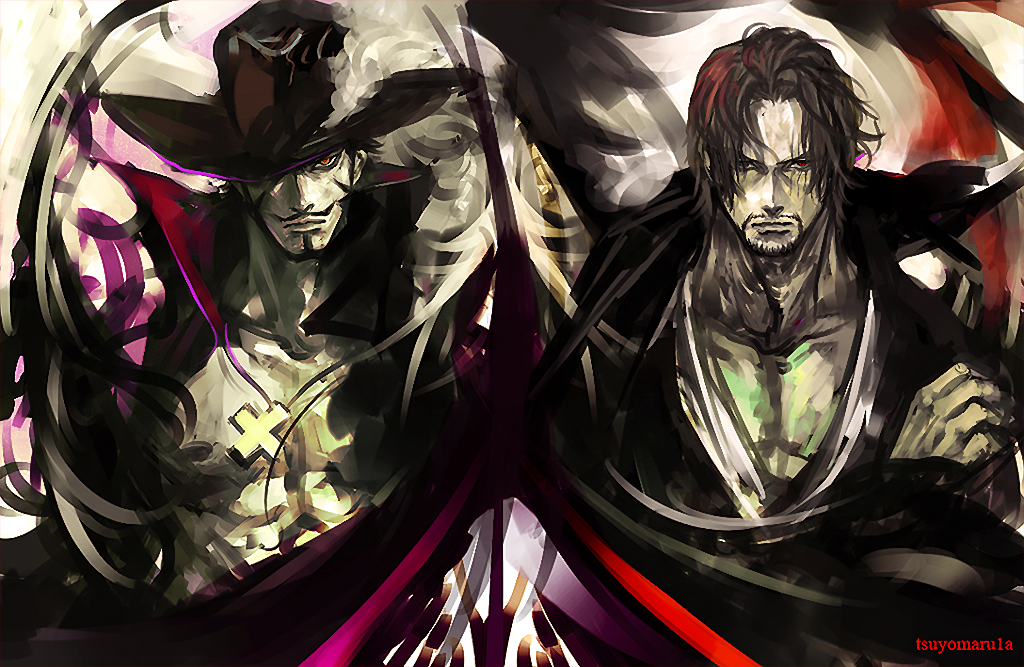 One Piece 4k Ultra Hd Wallpaper Background Image 4000x2606 Id 806997 Wallpaper Abyss
