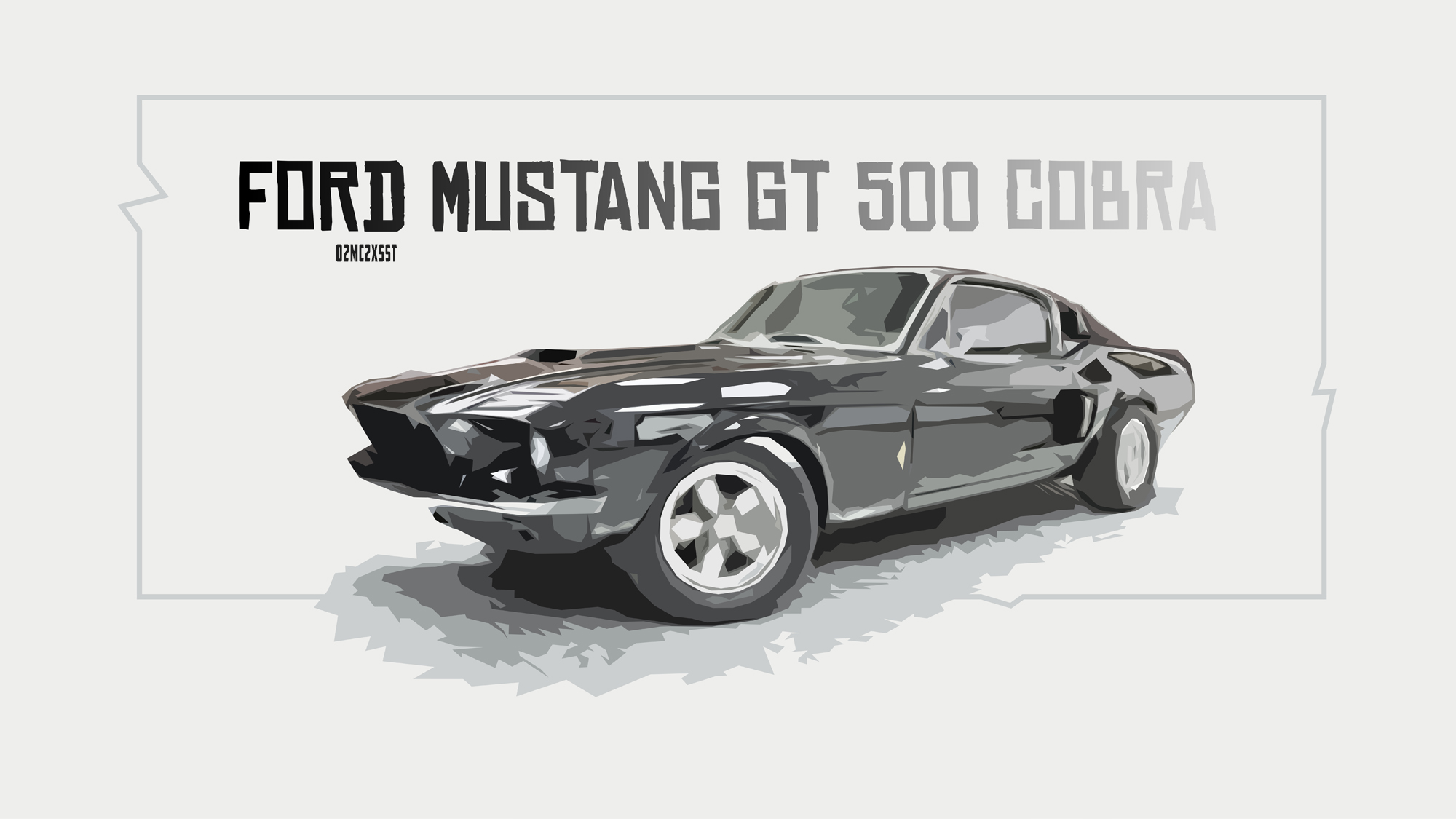 1533 Muscle Car HD Wallpapers | Background Images - Wallpaper Abyss