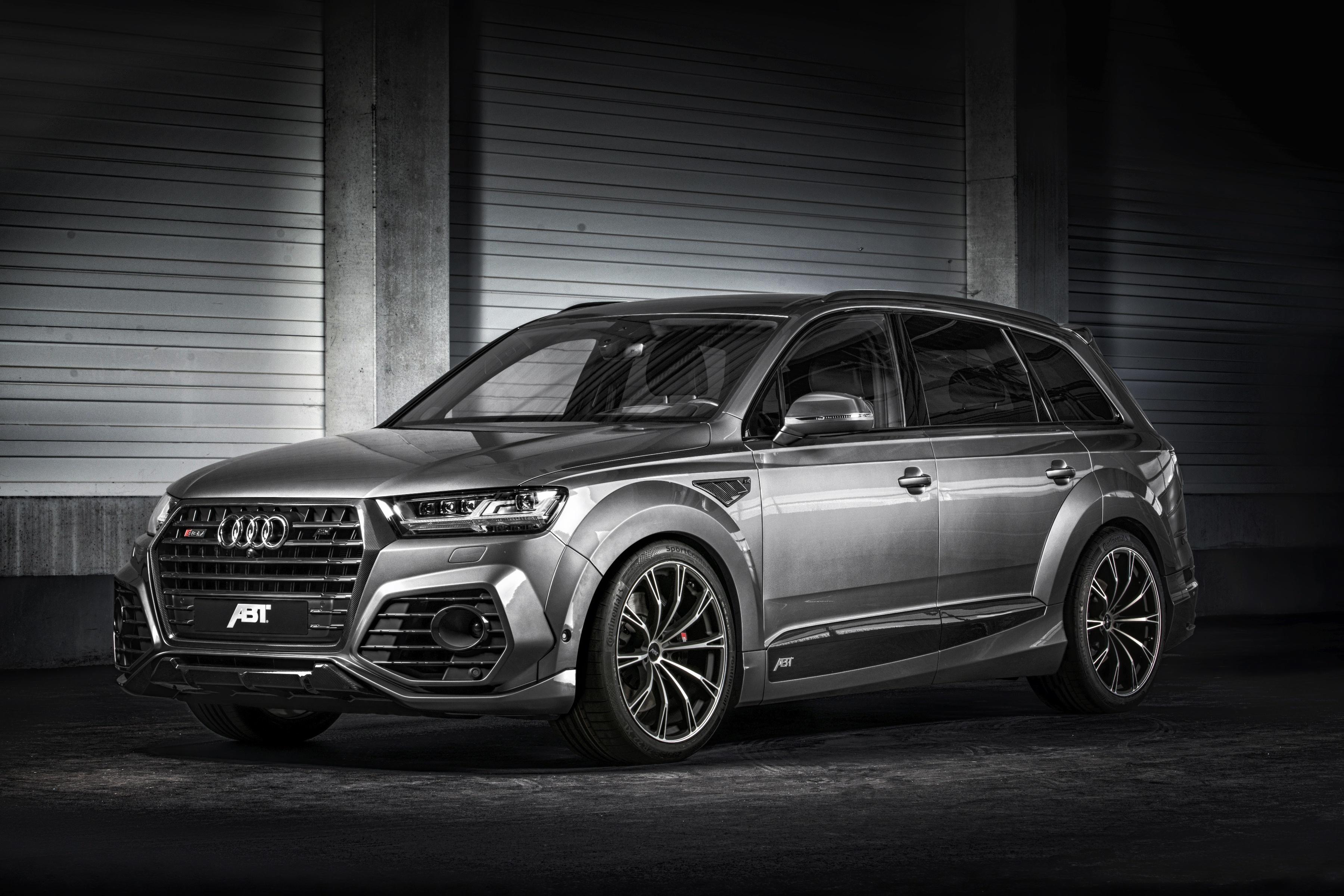 Audi Q7 Hd Wallpaper Background Image 3600x2401 Id 809620
