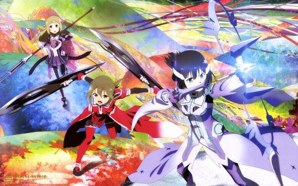 Anime Yuuki Yuuna wa Yuusha de Aru Minowa Gin Nogi Sonoko Togo Mimori HD Wallpaper | Background Image