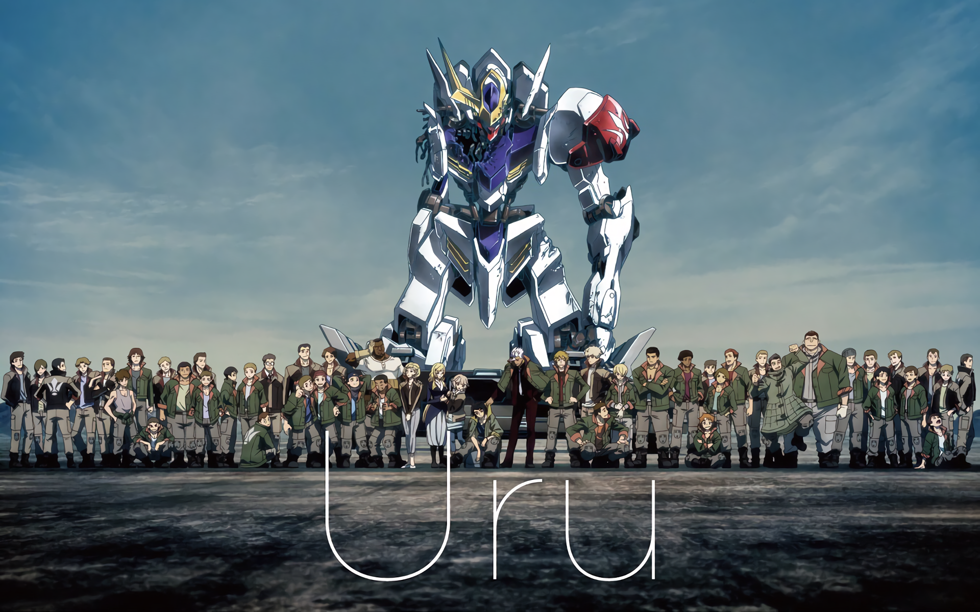 24 Mobile Suit Gundam Iron Blooded Orphans Hd Wallpapers