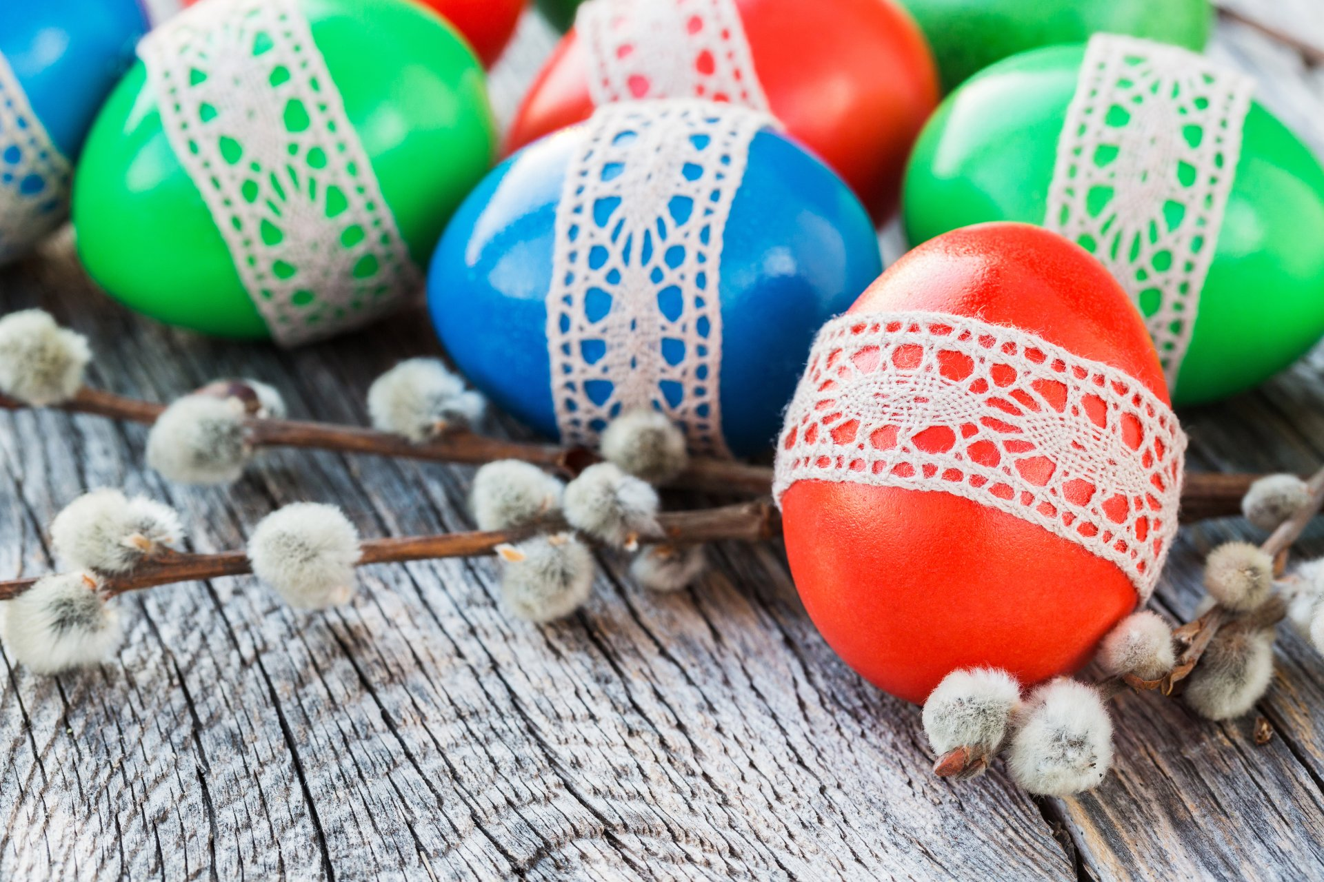 Holiday - Easter  Easter Egg Colors Wallpaper