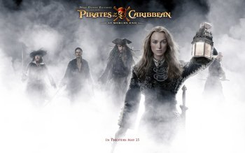 Película - Pirates Of The Caribbean: At World's End Wallpapers and Backgrounds ID : 81277