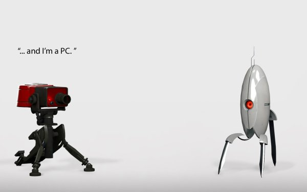 Humor Funny Team Fortress 2 Portal Team Fortress Sentrys HD Wallpaper | Background Image