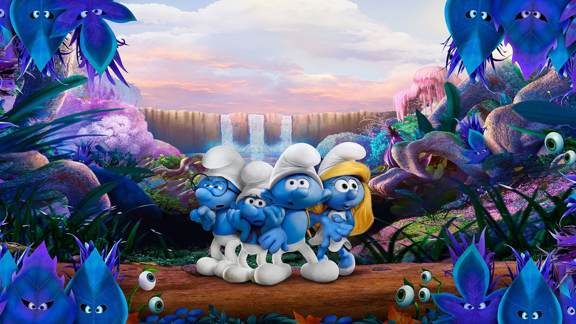 Smurfs: The Lost Village HD Wallpaper | Background Image ...