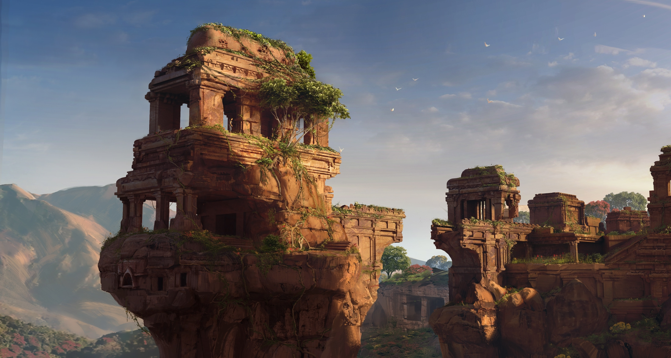 Uncharted Lost Legacy Wallpaper: Uncharted: The Lost Legacy HD Wallpaper
