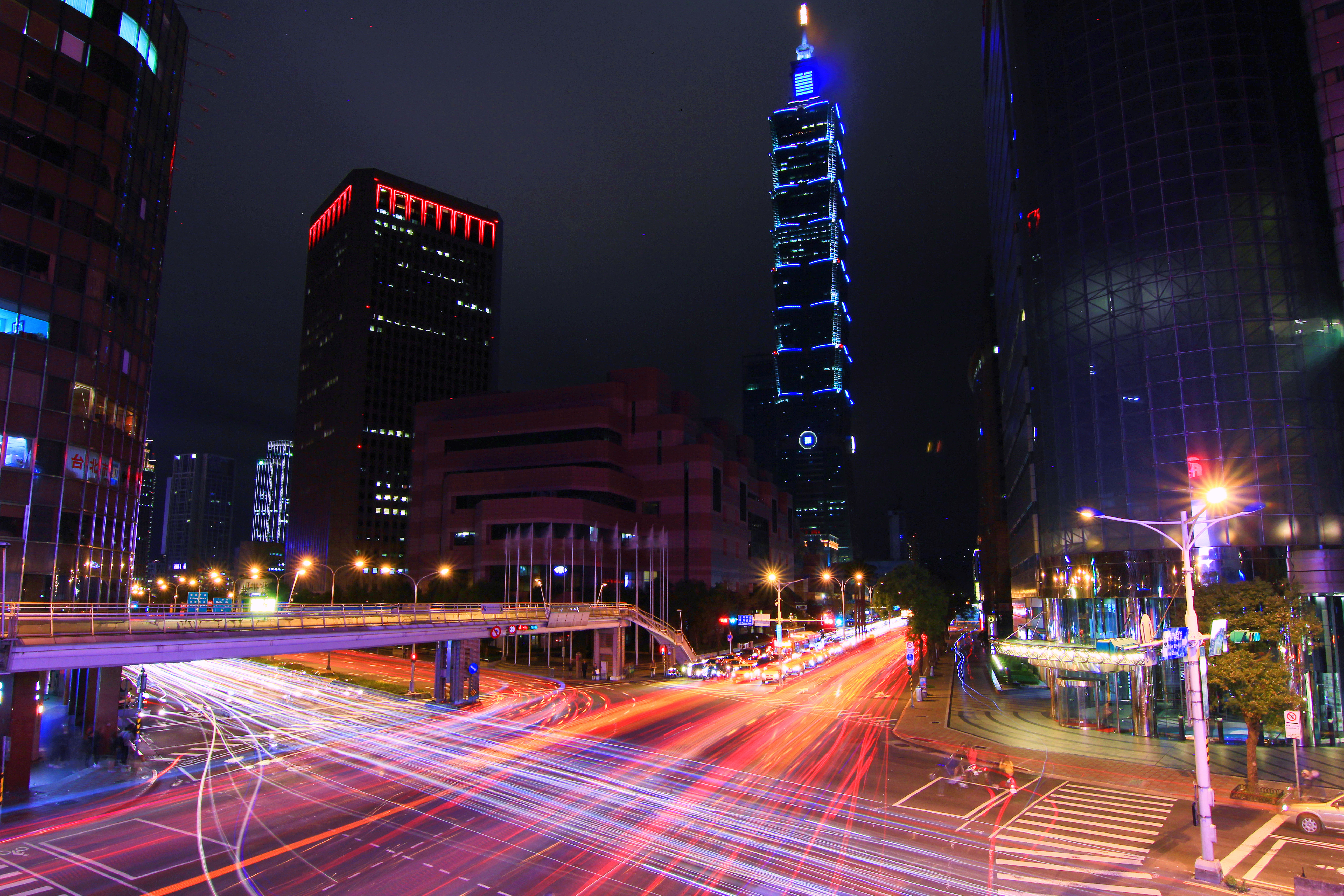 taipei 101 5k retina ultra hd wallpaper and background image