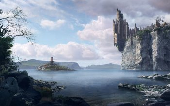 Fantasy - Castle Wallpapers and Backgrounds ID : 81407