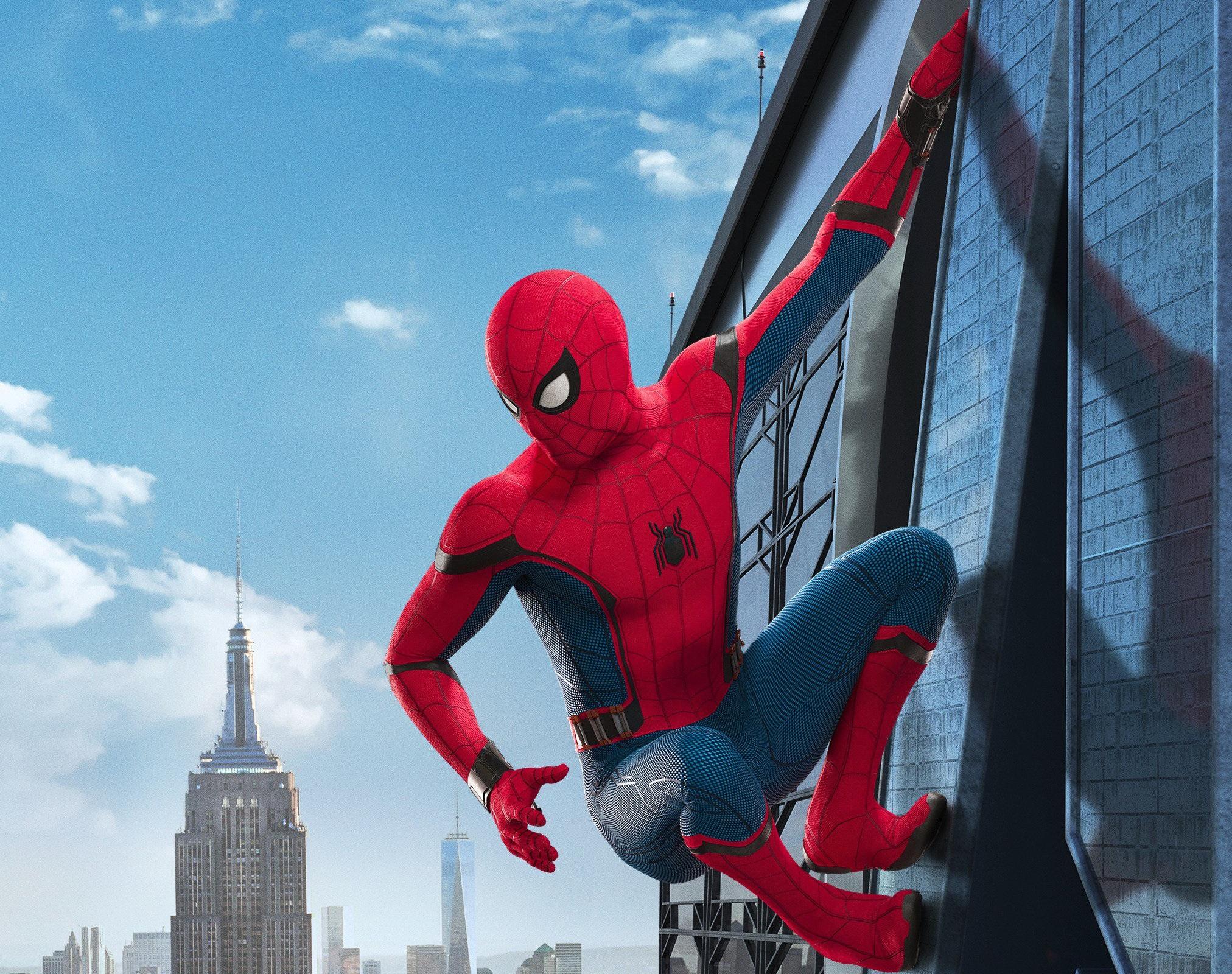 Wallpaper Homecoming: 11 Spider-Man: Homecoming HD Wallpapers