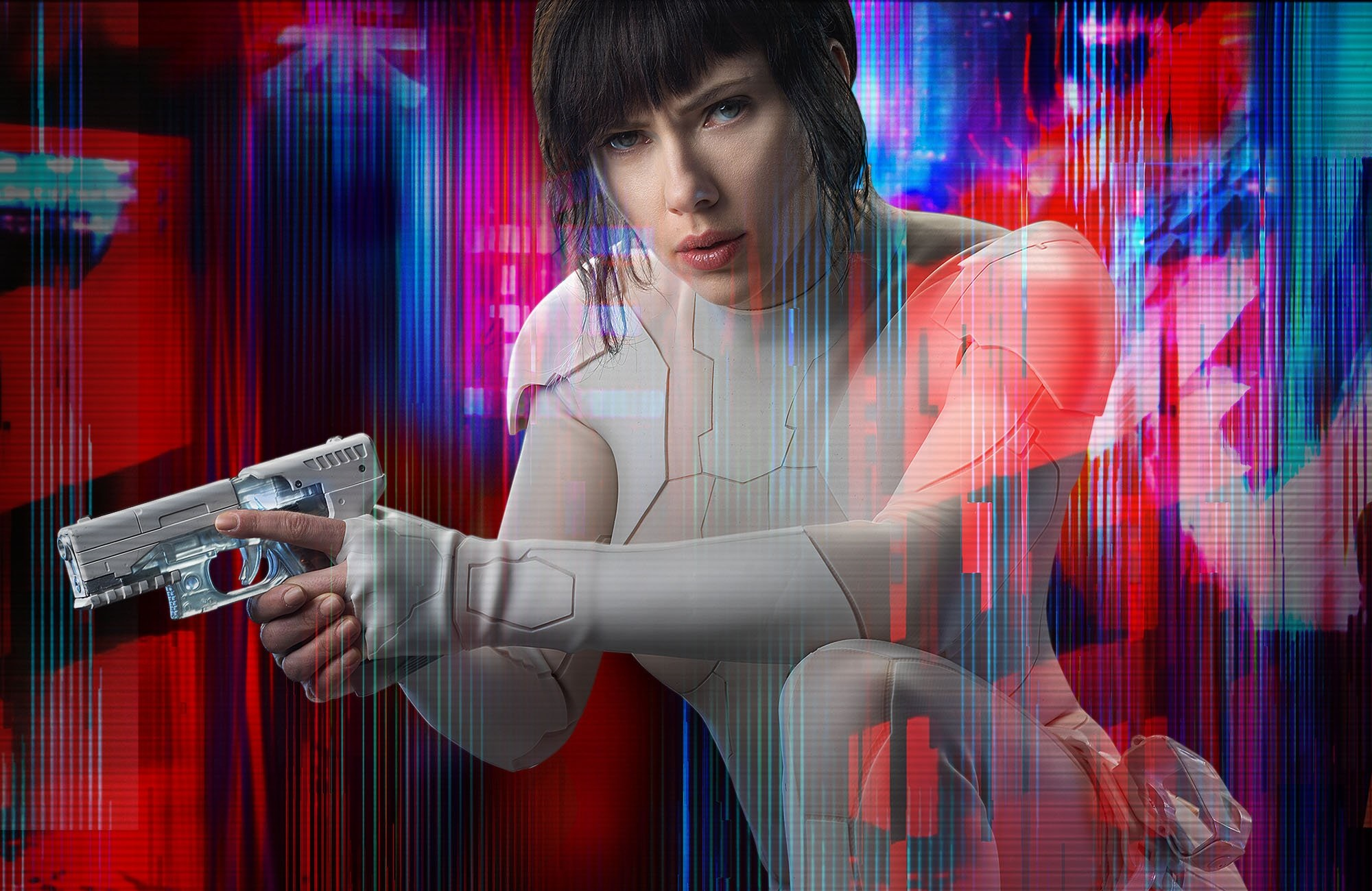 Ghost In The Shell Hd Filme