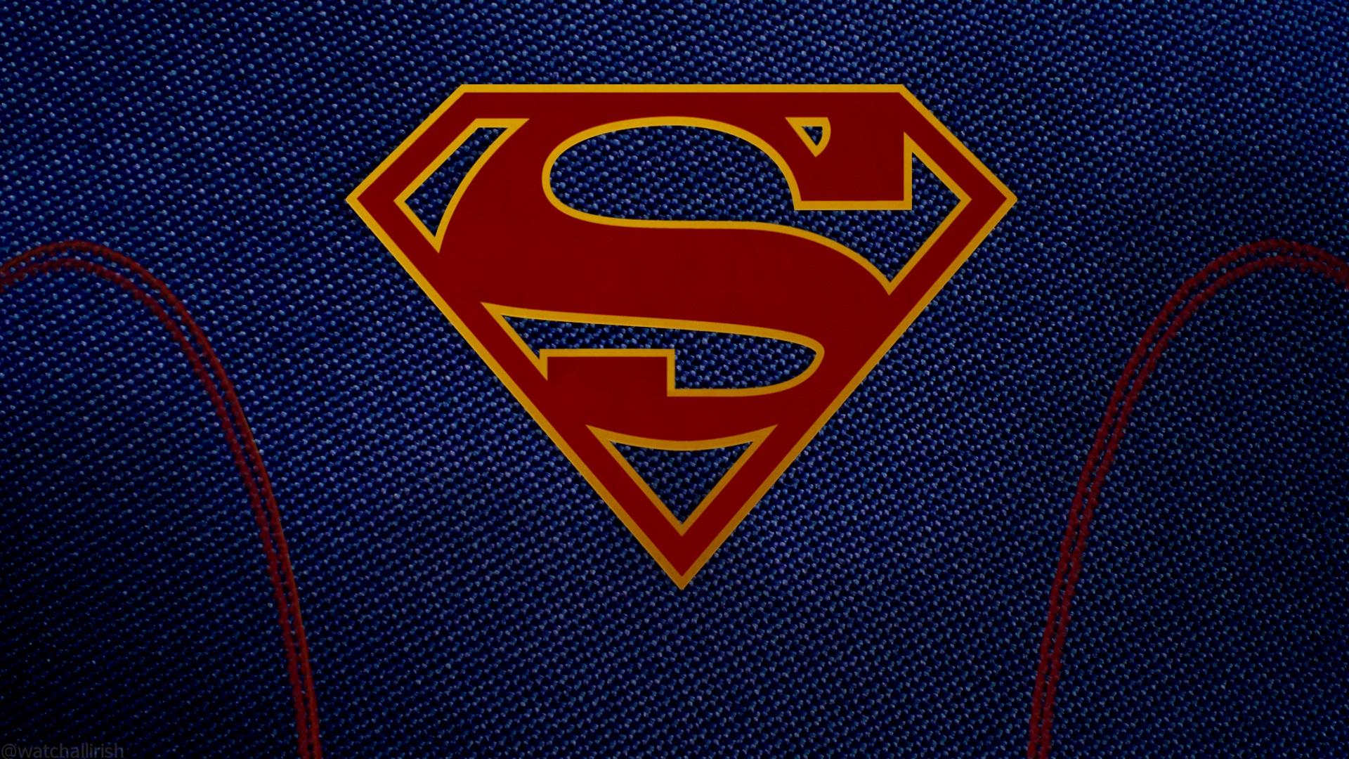 Supergirl symbol fondo de pantalla hd fondo de - Signe de superman ...