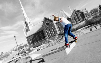Deporte - Skateboarding Wallpapers and Backgrounds ID : 81659