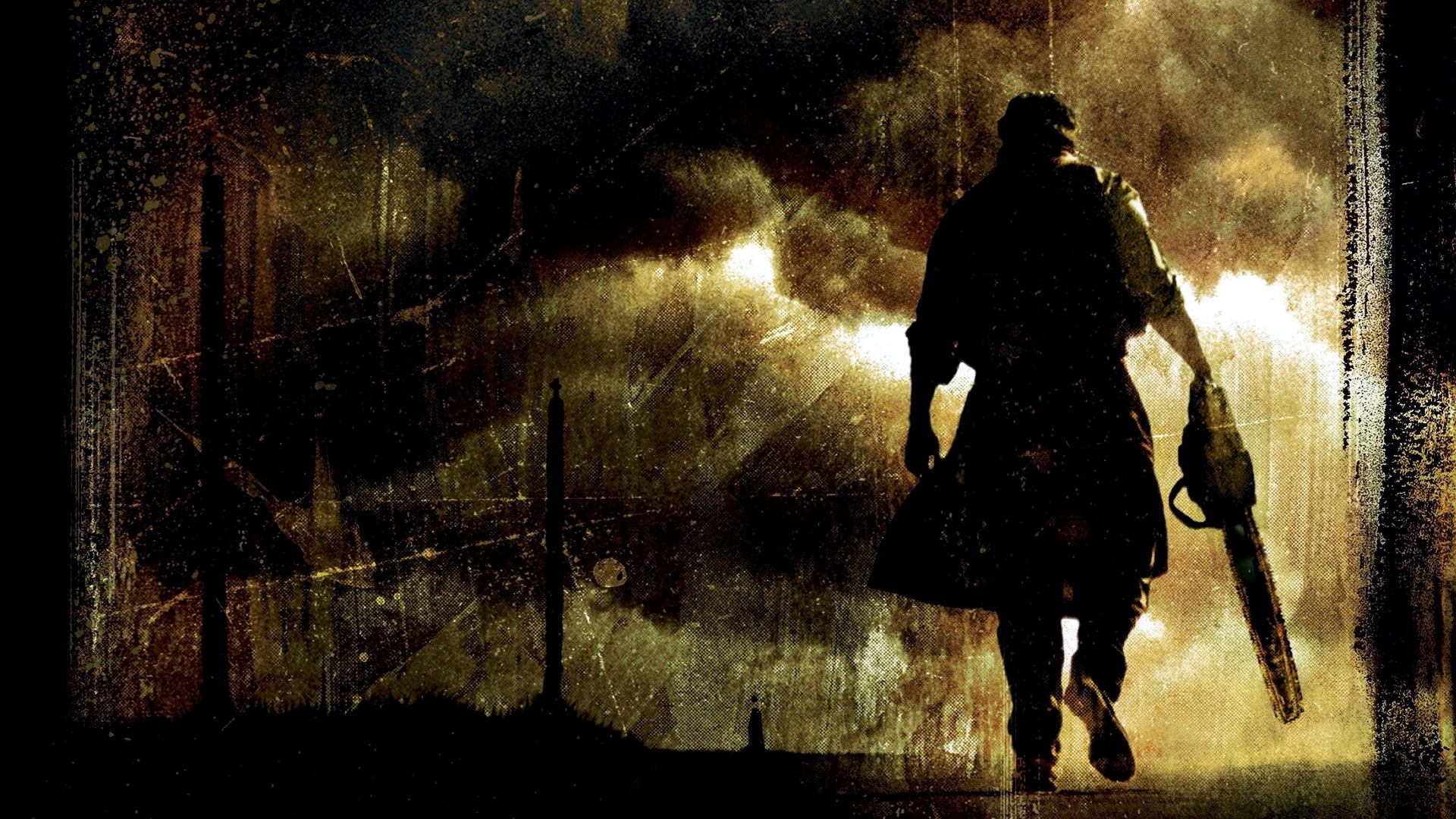 the texas chainsaw massacre: the beginning full hd wallpaper and