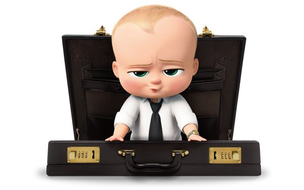 Movie The Boss Baby Boss Baby Theodore Templeton HD Wallpaper | Background Image