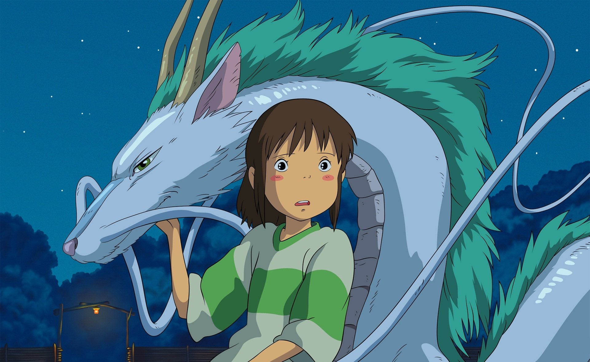 38 Spirited Away Hd Wallpapers Background Images Wallpaper Abyss