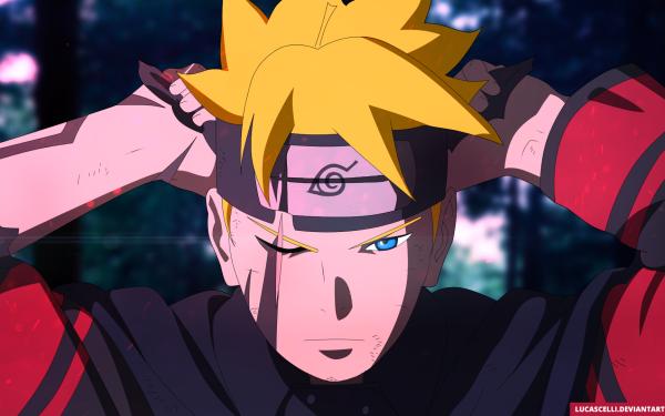 Anime Boruto Naruto Boruto Uzumaki HD Wallpaper   Background Image