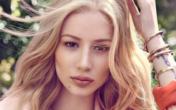 Music Iggy Azalea Singers Australia Singer Blonde HD Wallpaper | Background Image