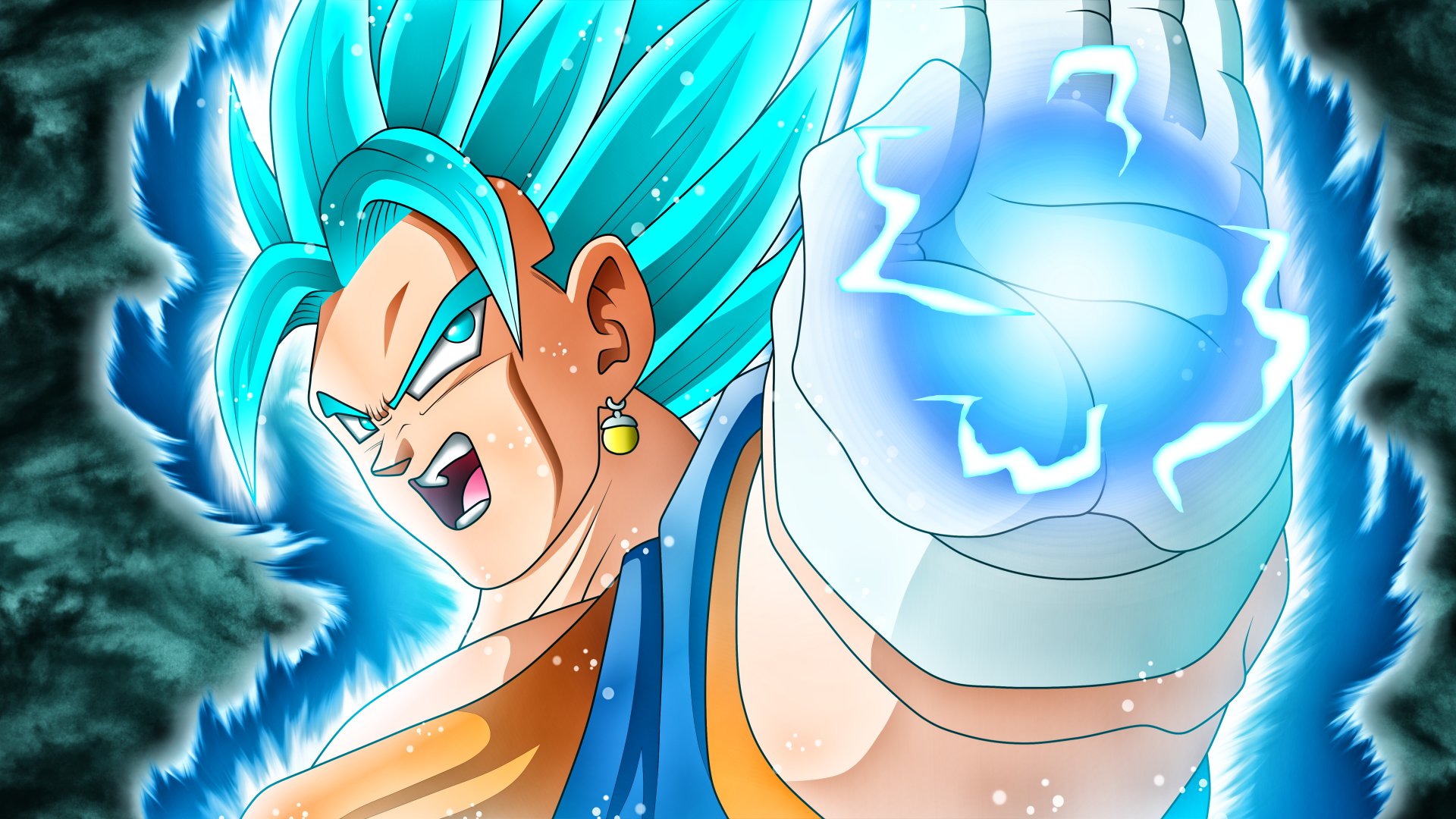 Anime - Dragon Ball Super  Vegito (Dragon Ball) Wallpaper