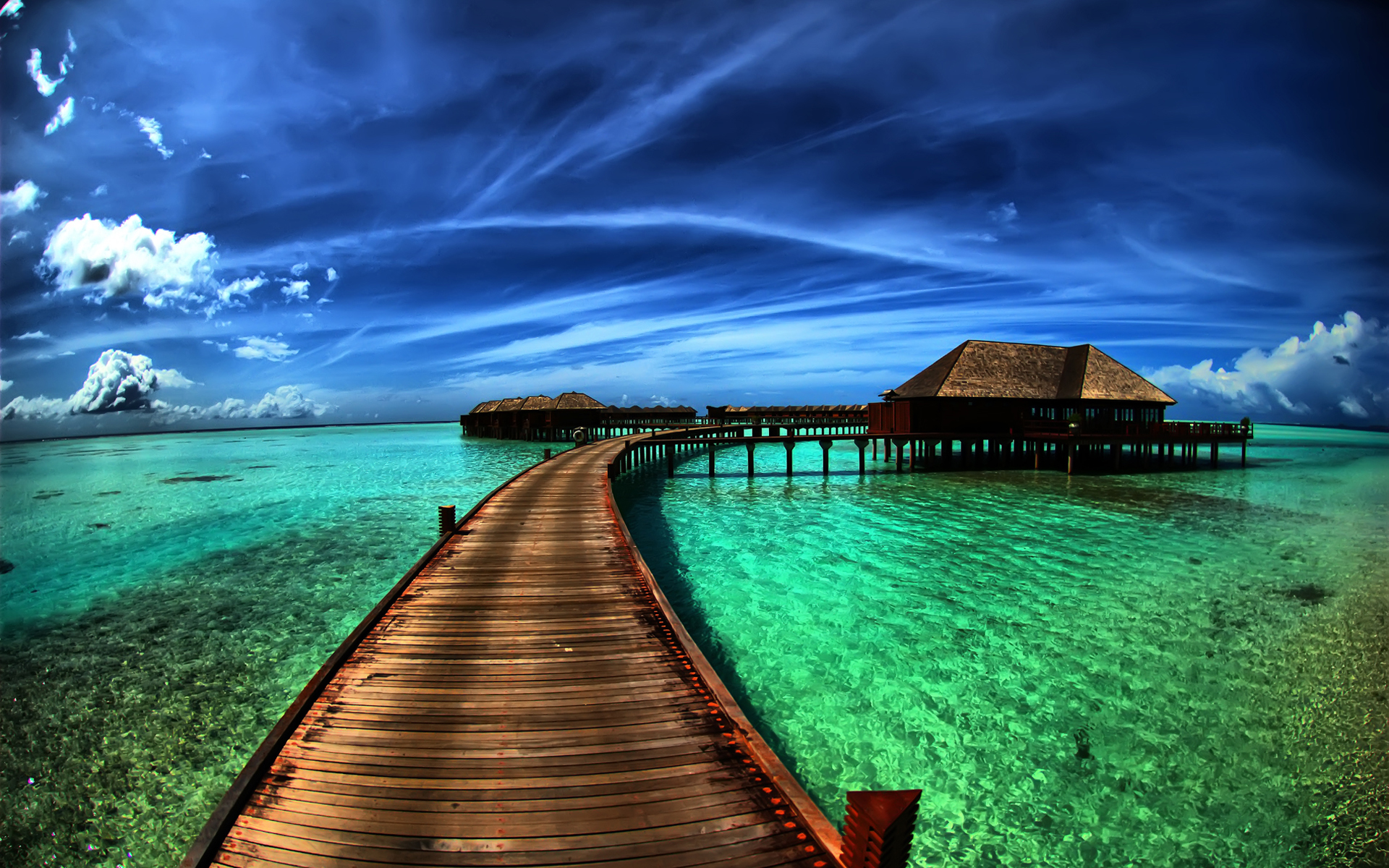Photography - Tropical  - Playa Wallpaper