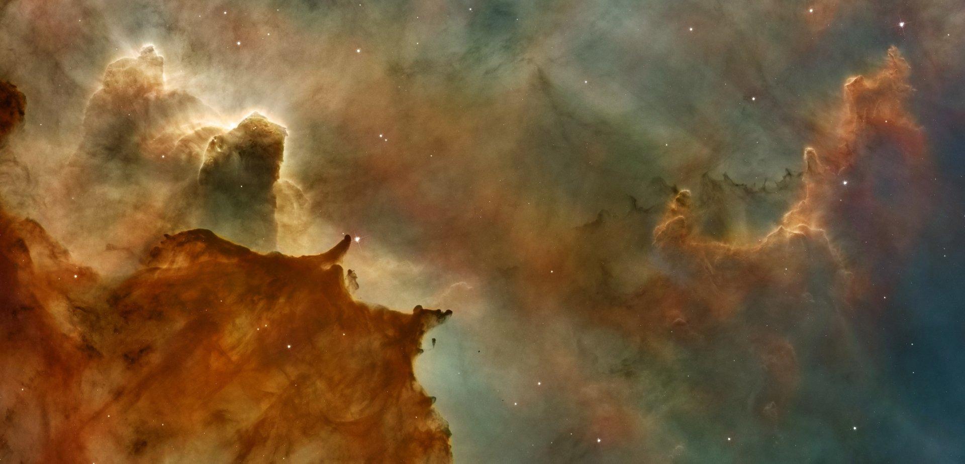 Sci Fi - Nebula  Carina Nebula Space Sci Fi Wallpaper