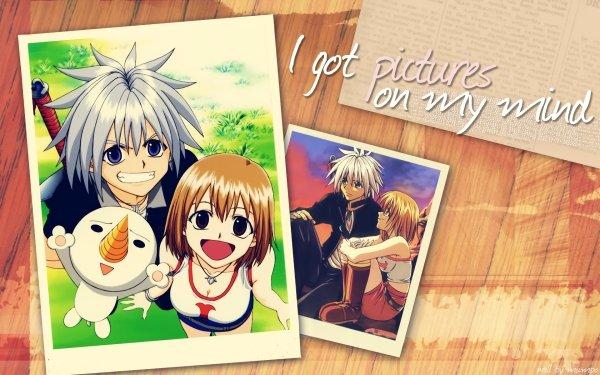 Anime Rave Master HD Wallpaper | Background Image
