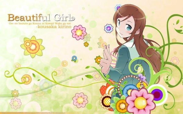 Anime Oreimo HD Wallpaper   Background Image