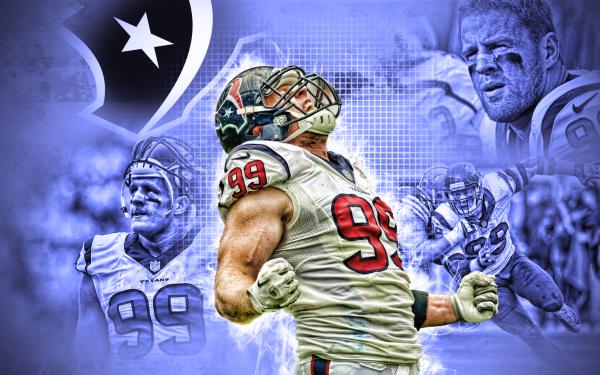 Sports J.J. Watt Football Houston Texans HD Wallpaper | Background Image