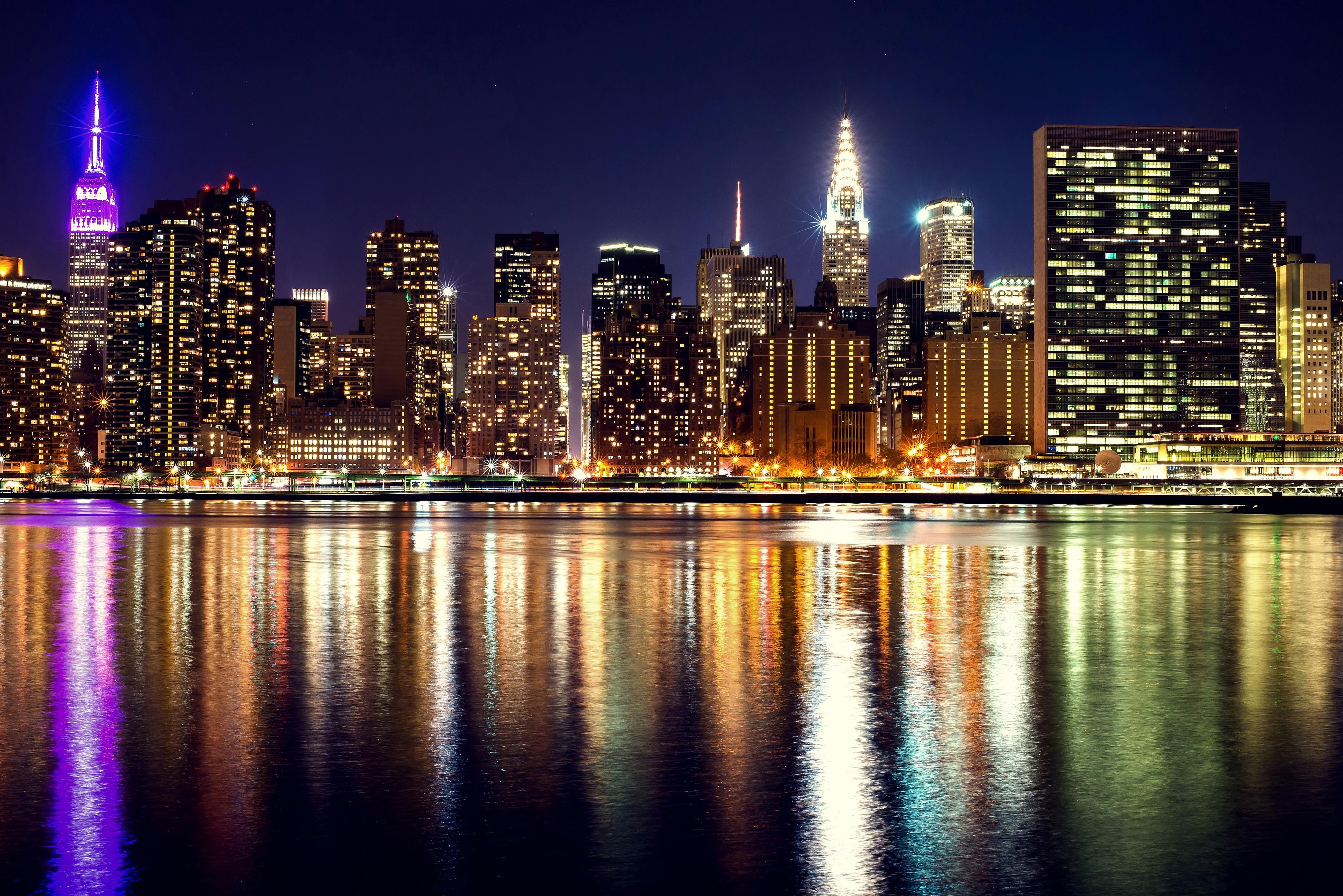 New York 4k Ultra Hd Wallpaper Sfondi 4000x2670 Id825870