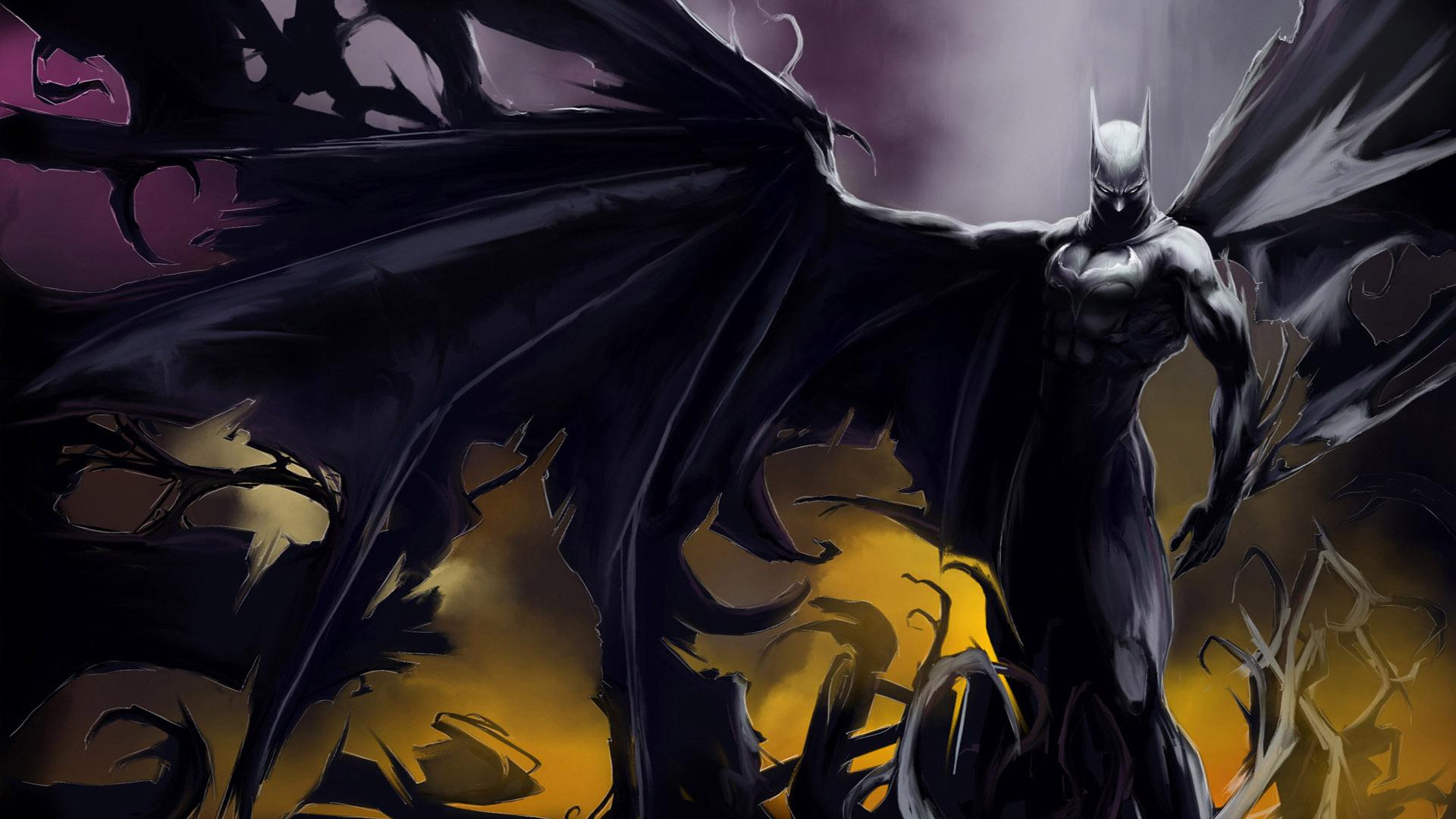 Comics - Batman  Comics Dark Wallpaper