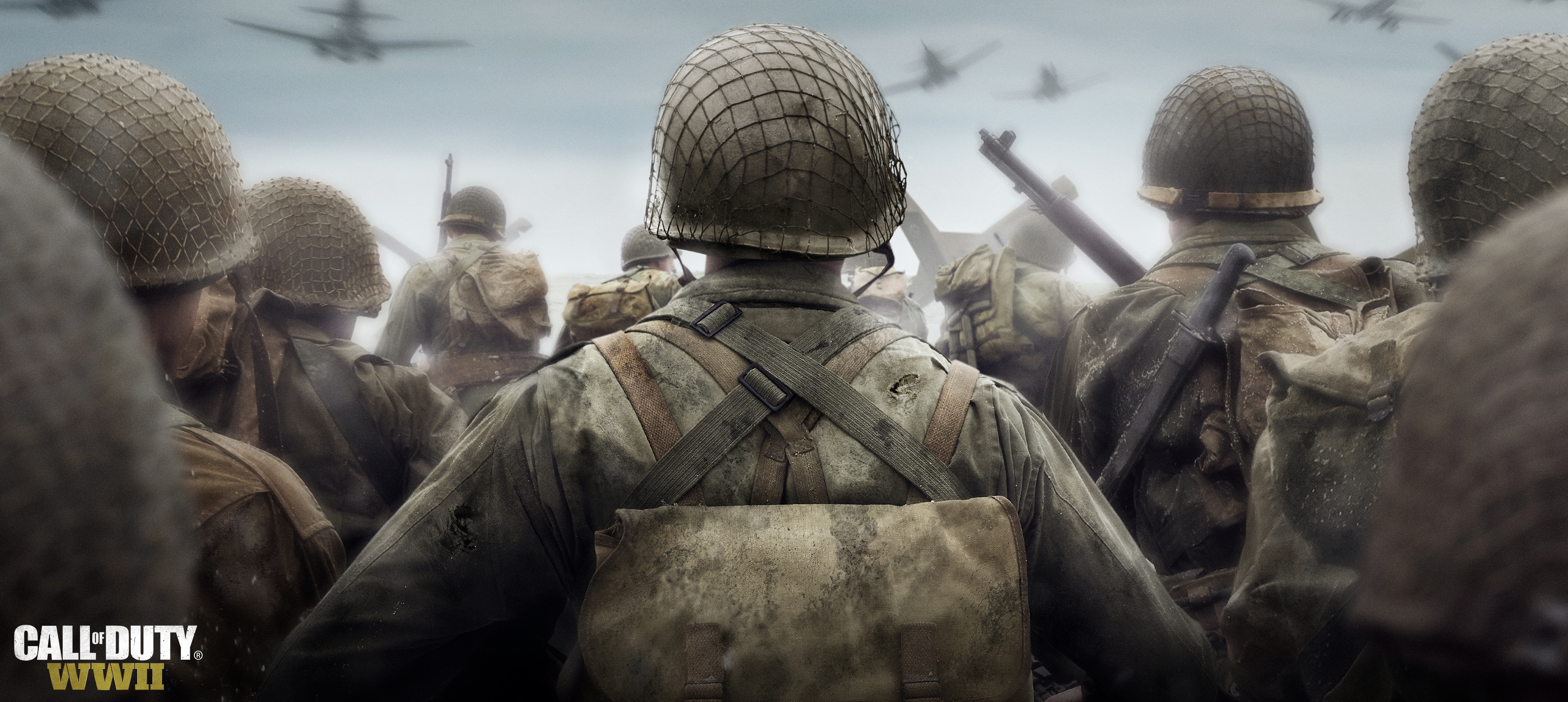 Call of duty wwii hd wallpaper background image - Call of duty world war 2 background ...