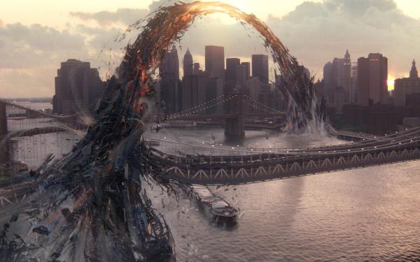 Film X-Men: Apocalypse X-Men Concept Art Ville New York Fond d'écran HD   Image