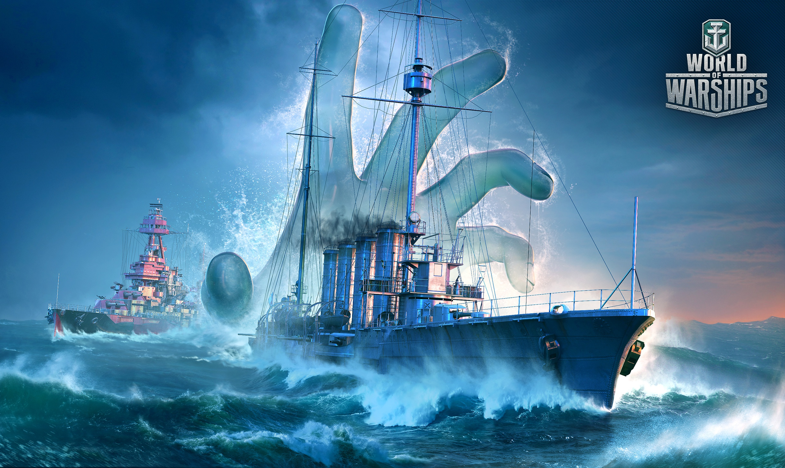 World Of Warships Hd Wallpaper Background Image 2560x1528 Id