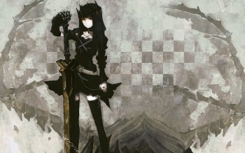 Anime - Black Rock Shooter Wallpapers and Backgrounds ID : 83025