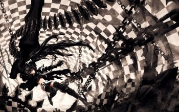 Anime - Black Rock Shooter Wallpapers and Backgrounds ID : 83037