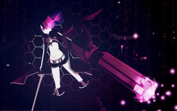 Anime - Black Rock Shooter Wallpapers and Backgrounds ID : 83039