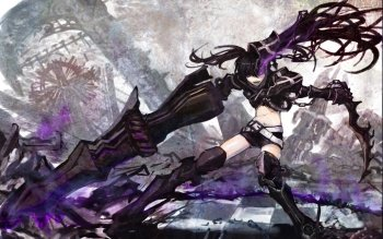Anime - Black Rock Shooter Wallpapers and Backgrounds ID : 83049