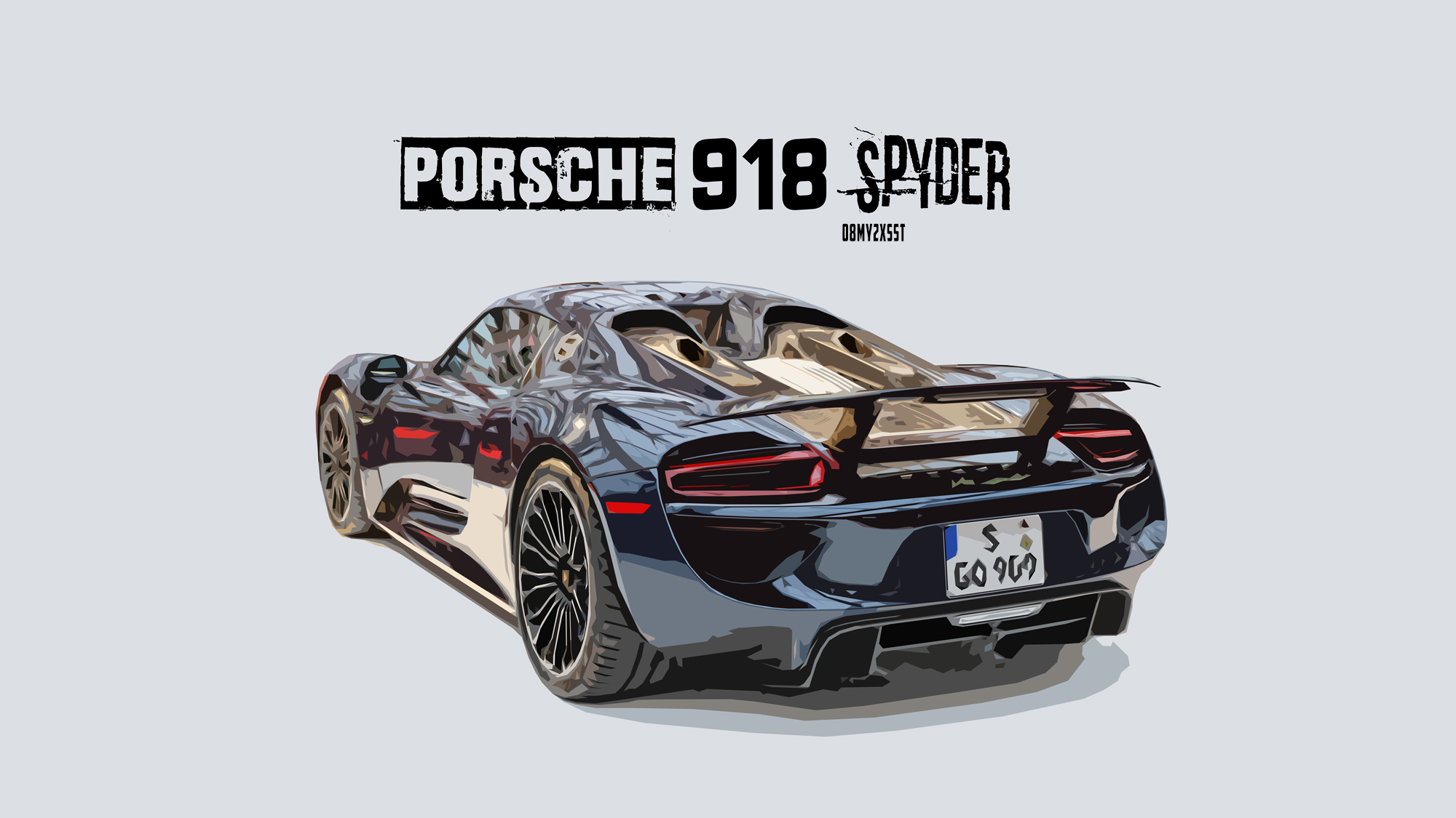 HD Wallpaper | Background Image ID:831064. 2000x1125 Vehicles Porsche 918  Spyder