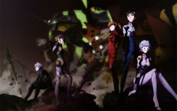Anime - Neon Genesis Evangelion Wallpapers and Backgrounds ID : 83109